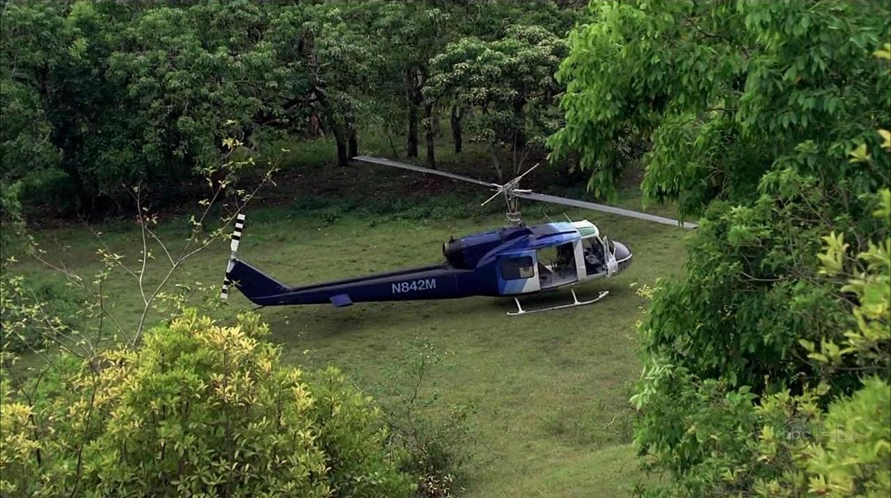 Hubschrauber (Der Anfang vom Ende)