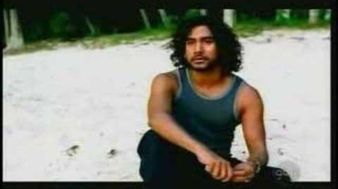 Sayid - LOST