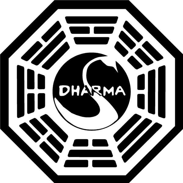 The 8 Sided Dharma Logo