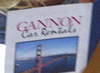 Locations de voitures Gannon