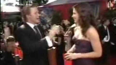 Evangeline Lilly 2006 Emmy Awards