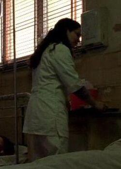 Enfermera rusa