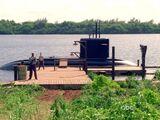 Widmores U-Boot