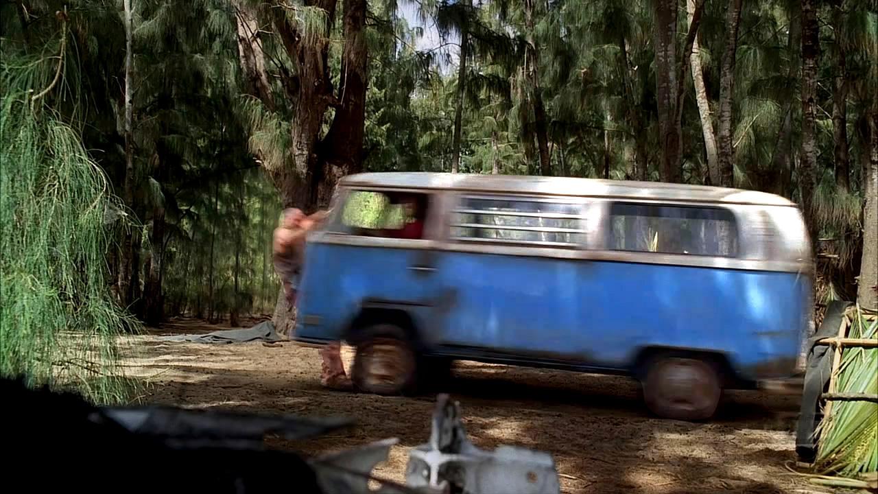 Hurley Runs Over Ryan