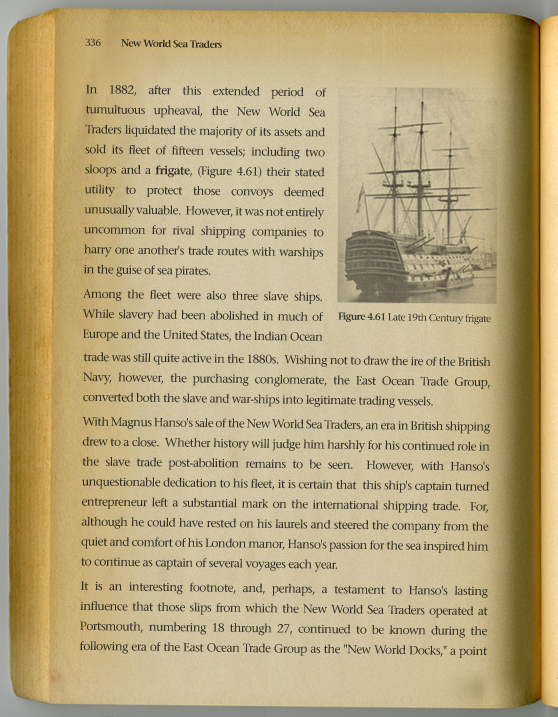 New World Sea Traders