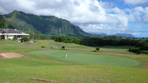 Club de golf Koolau