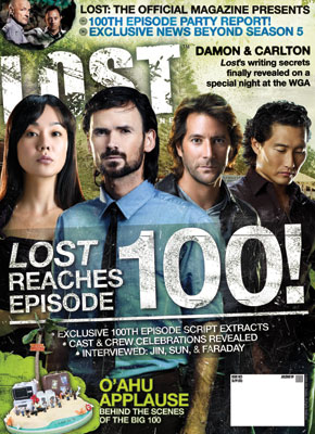 Lost Reaches Episode 100!