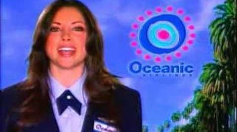 Oceanic Airlines - Eli Stone Ad