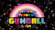 Lo straordinario film di gumball