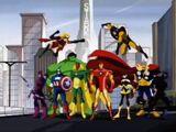 Opening de los Vengadores:Los Heroés Más Poderosos del Planeta