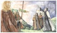 Anke Ei mann - The Oath of Cirion and Eorl