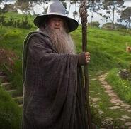 Gandalf w Hobbitonie