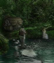 Tom Bombadil s Home by Maiden Hebi