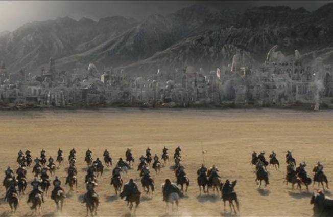 Battle of Osgiliath