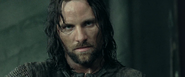 Aragorn in Two Towers