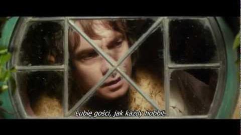 Hobbit- Niezwykła podróż - drugi zwiastun PL
