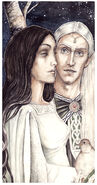 Of thingol and melian by peet