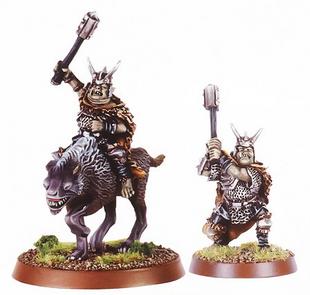Golfimbul, Goblin Chieftain of Mount Gram (1)