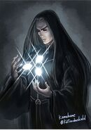 Feanor and Silmarilli by Kamehame - dfghj