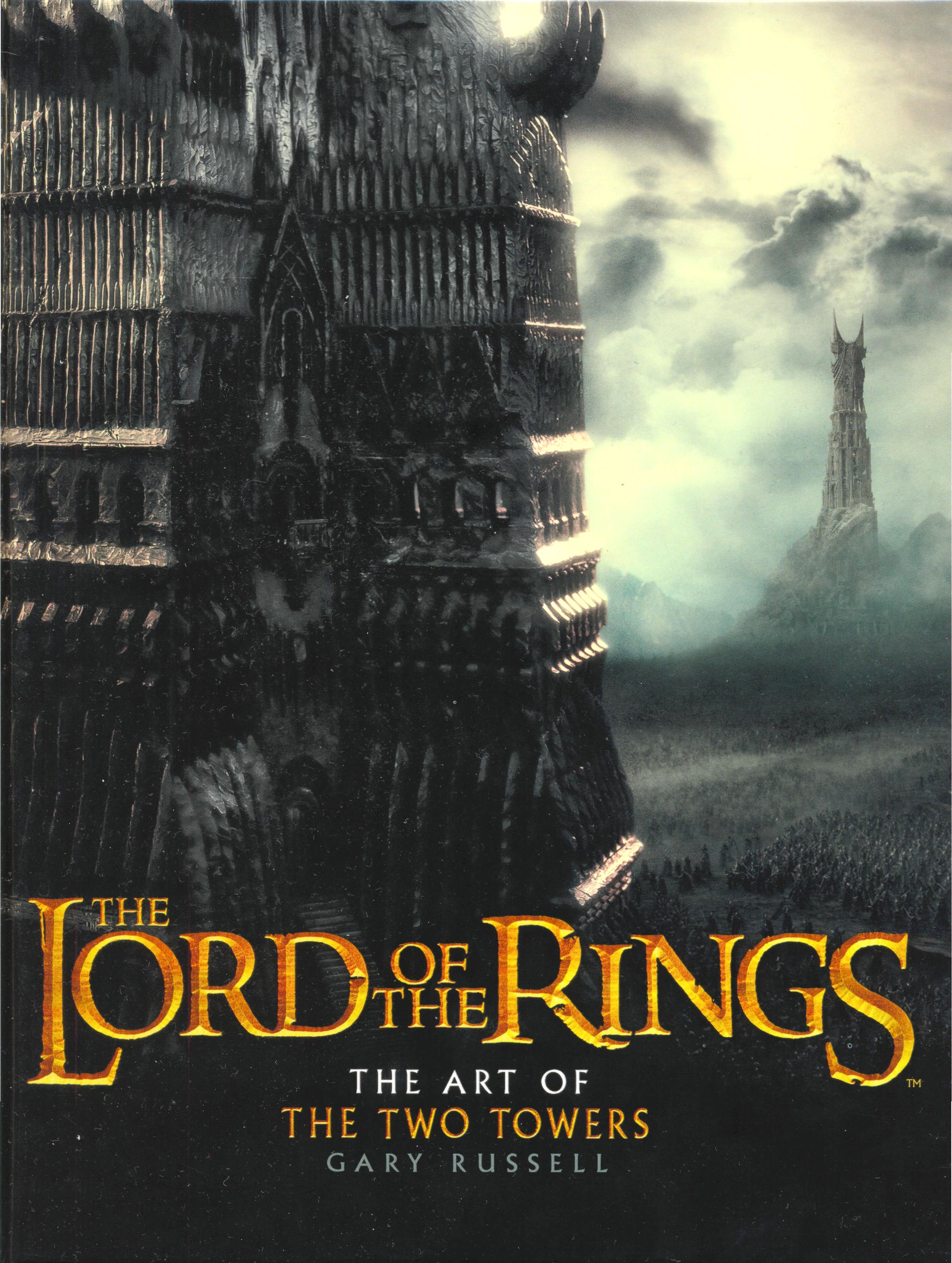 The Art of The Two Towers