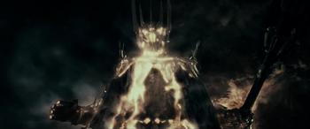 """Zniszczenie Saurona w ekranizacji <!--LINK'"""" 0:0-->"""
