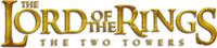 The Lord of the Rings The Two Towers logo