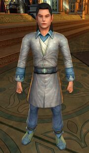 The Lord of the Rings Online - Lindir.jpg