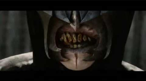 LOTR - Deleted Scenes - Mouth Of Sauron