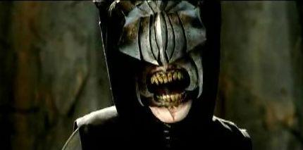 Saurons Mund