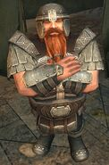 The Lord of the Rings Online - Gróin