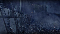 Битва за Хельмову Падь (Битва при Хорнбурге)