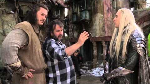 The Hobbit The Battle of the Five Armies B-Roll 1