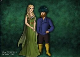 Goldberry and tom bombadil by jjulie98-d5pdx8x