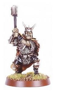 Golfimbul, Goblin Chieftain of Mount Gram (3) - On Foot