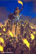 TN-The Oath of Feanor
