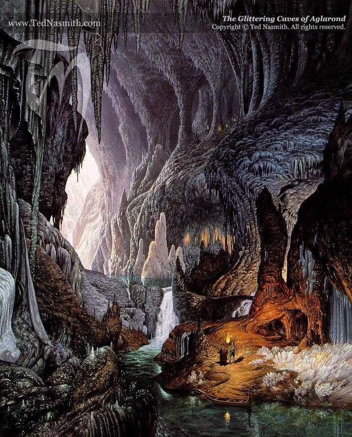 Glittering Caves