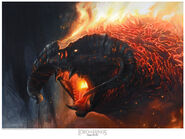 Jerry Vanderstelt - Flame of Udin