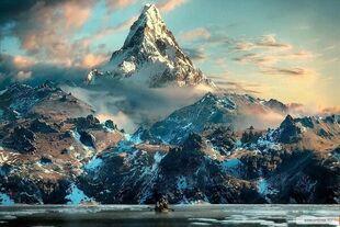 Одинокая Гора.