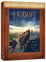 The Hobbit AUJ Extended DVD Edition