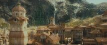 The hobbit film Erebor