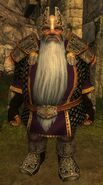The Lord of the Rings Online - Dáin Ironfoot