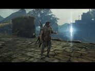 Official Shadow of Mordor Gameplay - Weapons and Runes