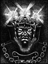 """Morgoth w koronie z <!--LINK'"""" 0:0-->"""