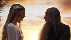 Le-hobbit-gandalf-galadriel
