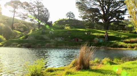 The Hobbit An Unexpected Journey - Production Video 5