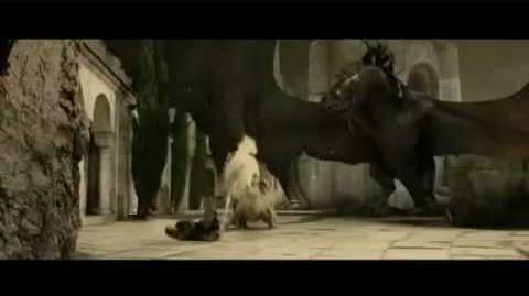 LOTR - Deleted Scenes - Witch King vs