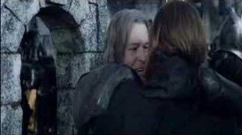 Boromir -Extended Scene Two Towers