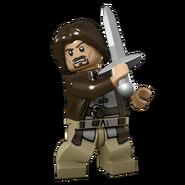 LEGO Aragorn