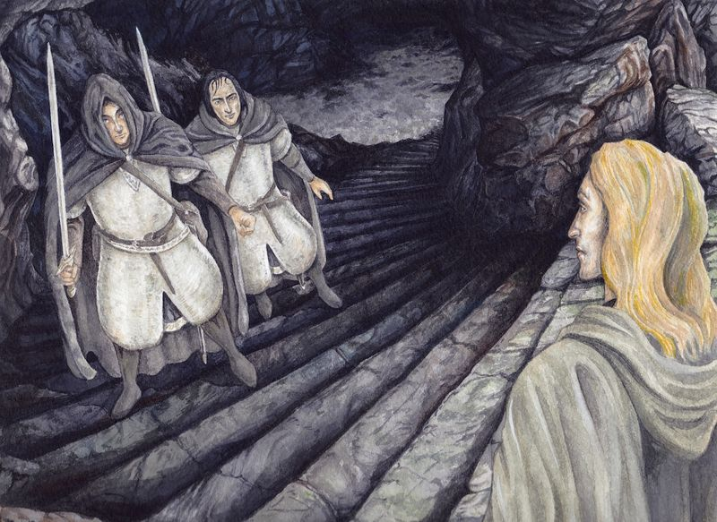 Gelmir (Elb aus Angrods Volk)