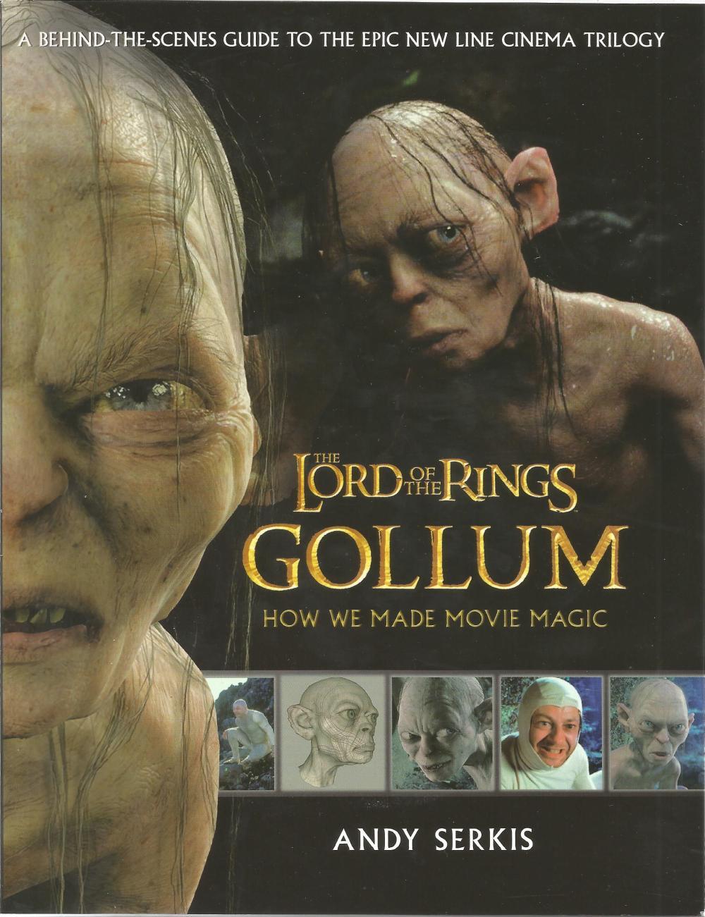 Gollum: How We Made Movie Magic